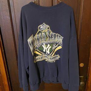 Vintage 1991 New York Yankees Crew Neck ‼️